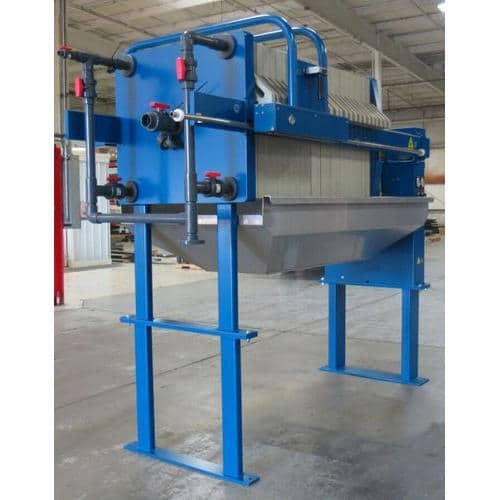 Industrial Water Filter Press