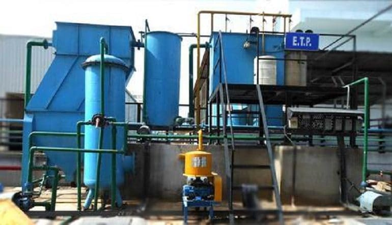 EFFLUENT TREATMENT PLANT -ETP