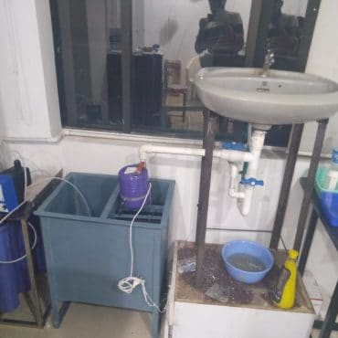Mini wastewater System
